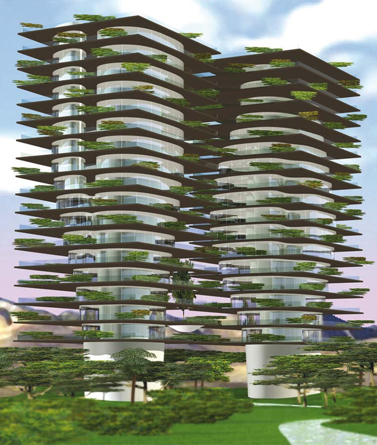 Life Reef, Condominiums, Guadalajara, Mexico